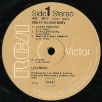 La madre que parió a Lou Reed
